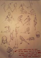 Life Drawing 24 by marvelmania