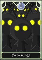 The Heartless Card by Enker