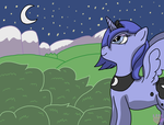 Lovely Night by CaitlinTheLucario