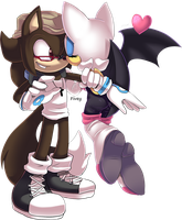 Rouge X Whisper by Fivey
