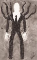 Slender Man Tentacles by CobaltBrony