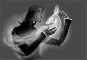 Expecto... Patronum... by Ognivik