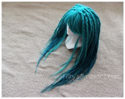 synthetic dread wig by FilthyDreads