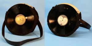 Meet the Beatles Record Bag by Spence2115