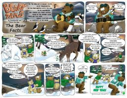 BEARY TAILS 4 THE BEAR FACTS by Ricky-Roo302
