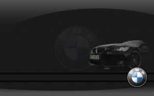 Basic BMW Wallpaper 1280x800 by raize