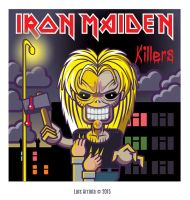 Iron Maiden Killers-01 by LuisArriola
