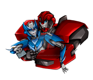 TFP Sneak attack by CuriousCucumber