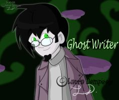 DP - Ghost Writer by Perry-the-Platypus