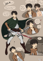 Snk-  If U Dont Want To Die... by SpaceJunkE
