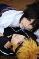 SasuNaru Cosplay by MonCosplay
