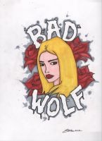 Rose Tyler by Wicked-Texan
