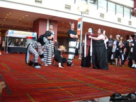 Soul Eater Villains CTCon '10 by Viperas