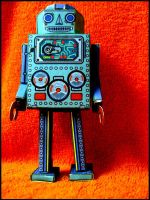 Henry the Robot by decima