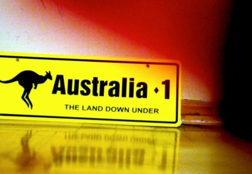 the land down under by pasti