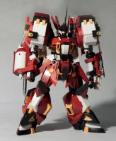 Alteisen Riese Paint Job by Chowshiki
