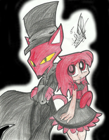 .:AT:. Just all darkness by Papiwolffox640