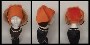 Willem Wallaby Hat by Mermade4u