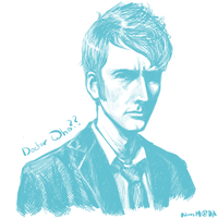 The Doctor by NovaMirage