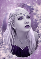 Elven by DragonDew