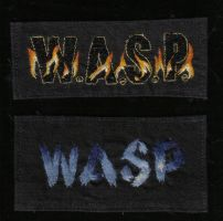 W.A.S.P. Patches by WASP-Deviations