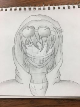 Ticci-Toby (creepy pasta) by Rictor1999