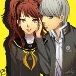 [Persona4] This labyrinth of life. by AquaLeonhart