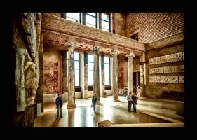 Neues Museum 3 by calimer00
