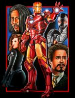 I am Iron Man by Chrisroma