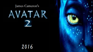 Avatar 2 fan made poster by avatar239