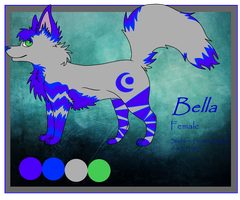 Bella reference (commission) by thedoomedkitteh