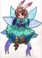 Karuri the Happiness Fairy by rabbitgirl316