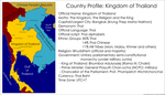 Kingdom of Thailand: Country Profile by JeffreyBuchananP