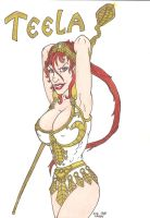Teela by Crash2014
