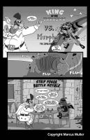 King vs. Murphy Page 5 by marcusmuller