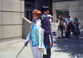 AX'11: Asbel and Jude by theEmperorofShadows