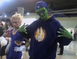 piccolo ccee by predatorman