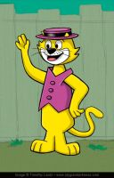 Top Cat by archeon