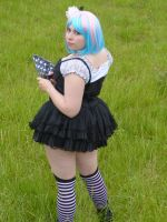 Gothic Lolita IV by LolitaLibrarian