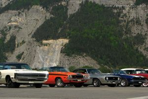 that is switzerland by AmericanMuscle