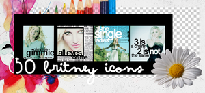 Britney Spears Icons by revallsay