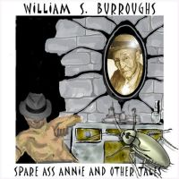 CD Cover Mr. William by SubliminalScribbles