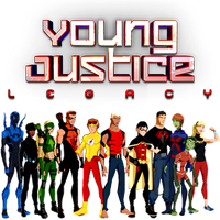 Young Justice Legacy v2 by POOTERMAN