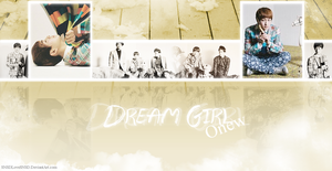 ~.SHINee - Dream Girl l Solo Wallpaper : Onew.~ by SNSDLoveSNSD