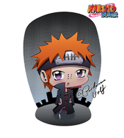 Naruto: Pain [Yahiko] by PandarianWolf