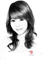 Sunny - SNSD by WilliamTin