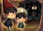 Over the Garden Wall by AT-Studio