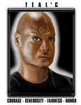 Teal'c by roleplay4life