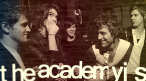 The Academy Is by OddBaLL-8