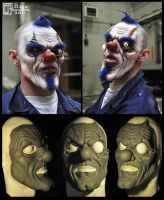 Bingo The Clown by CB-FX